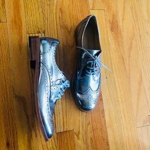 Banana Republic Shoes - Spectator Oxford shoes